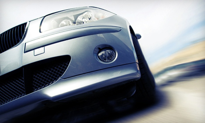 AnA Tire and Automotive - Houston: $39 for Four-Wheel Alignment at AnA Tire & Auto ($99.99 Value)