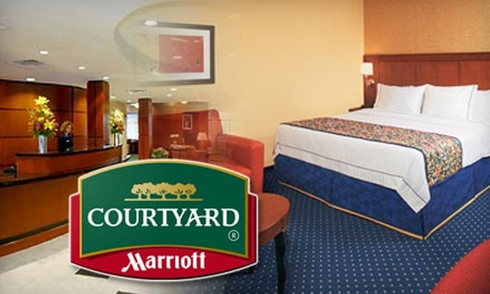Courtyard by Marriott Louisville Northeast - Louisville: $80 for an Overnight Stay Plus Breakfast for Two at Courtyard by Marriott Louisville Northeast (Up to $160 Value)