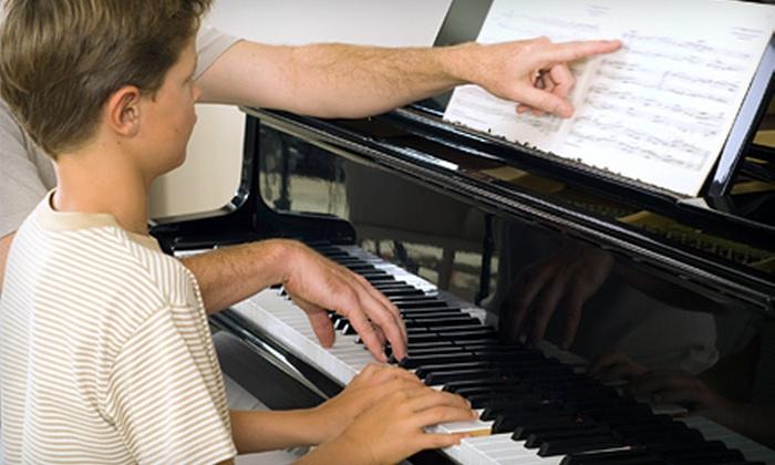 Hillside Music - Bayshore / Klatt: $59 for Four Half-Hour Music Lessons at Hillside Music (Up to $140 Value)