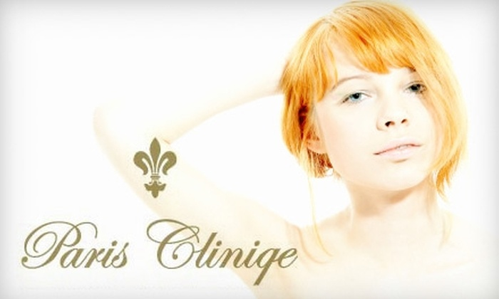 Paris Cliniqe - Fairview: $149 for Three Bikini Line or Three Underarm Laser Hair-Removal Treatments from Paris Cliniqe (Up to $330 Value)