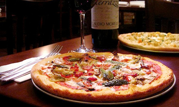 Feluccio - Greenwood: Italian Pizzeria Meal for Two or Four with Wine at Feluccio in Brooklyn (Up to 63% Off)