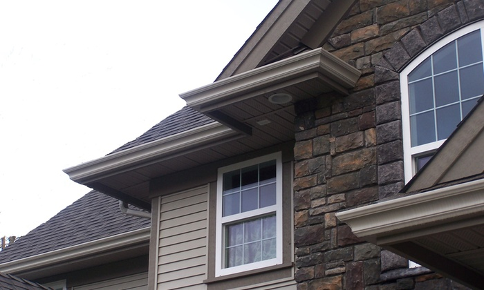 Pro Form Eavestroughing Inc. - Ottawa: Spring Eavestrough Installation from Pro Form Eavestroughing Inc. (Up to 84% Off). Three Options Available.