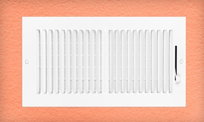 East Coast Vent - Davis Square: $49 for a Residential-Air-Duct Cleaning from East Coast Vent ($99.95 Value)