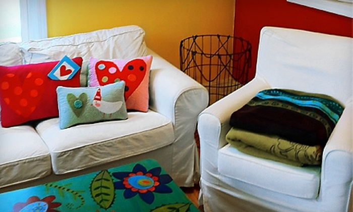 Red Shoes - Bach: $15 for $30 Worth of Home Goods, Vintage Décor, and More at Red Shoes