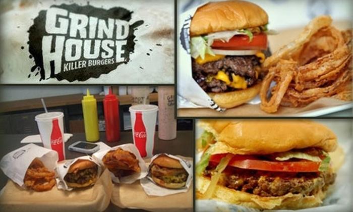 Grindhouse Killer Burgers Hosts ATLUTD Tailgates