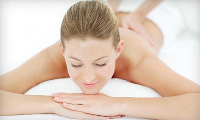 Leah Virata at Salon Au Rouge - Bridlemile: $32.50 for a 60-Minute Massage from Leah Virata at Salon Au Rouge ($65 Value)
