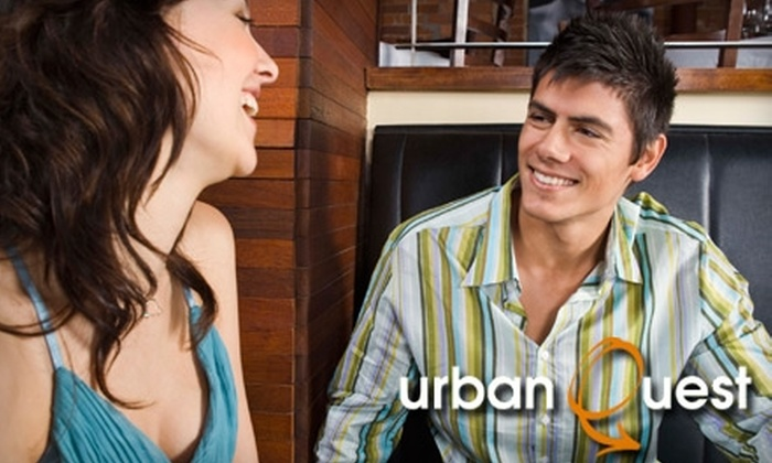 Urban Quest: $11 for an Urban Dining Mystery Adventure at Urban Quest ($22 Value)