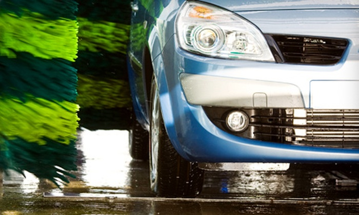 Sparkle Clean Car Wash - Scarborough: $14 for Three Premium Car Washes at Sparkle Clean Car Wash in Scarborough ($44.97 Value)
