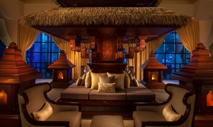 Walt Disney World Swan and Dolphin Resort: Massage, Facial, Mani-Pedi, or Full Spa Package at Walt Disney World Swan and Dolphin Resort (Up to 45% Off)