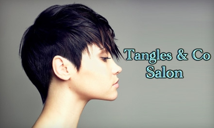 Tangles & Co  - St. Louis Park: $50 for $100 Worth of Salon Services at Tangles & Co in St. Louis Park