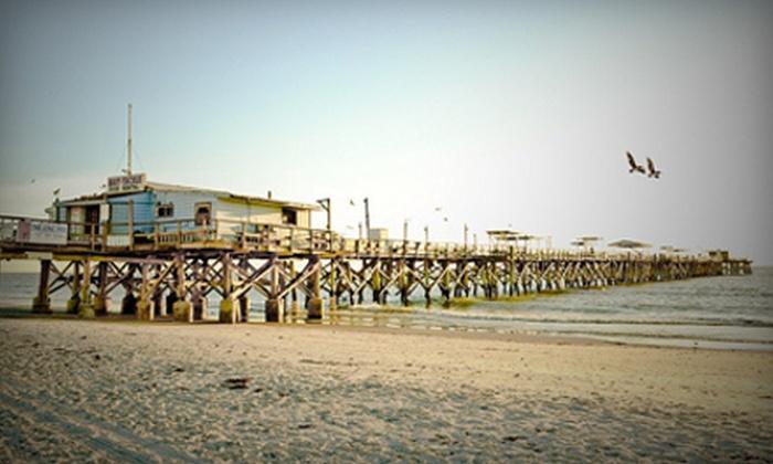 The Long Pier - Redington Shores: $25 for a Pier-Fishing Outing at The Long Pier in Redington Shores ($50 Value)