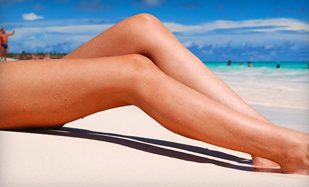 2 Laser-Therapy Treatments for Spider Veins on the Legs (a $750 value) - Chicago Laser & Cosmetic Dermatology in Oak Brook