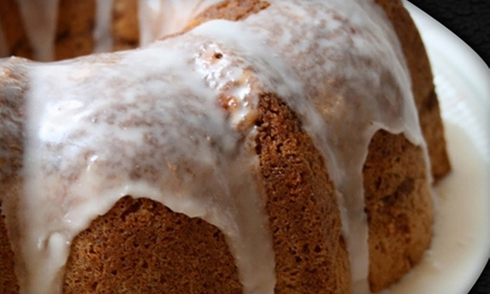 Mo's Cakes - Wynwood: $25 for a Dozen Mini Bundt Cakes at Mo's Cakes ($60 Value)