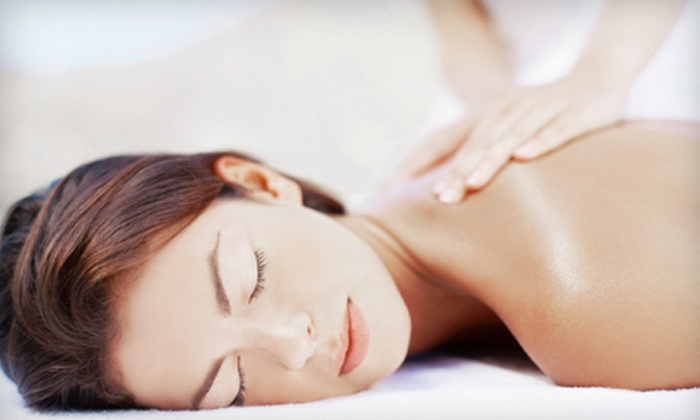 Grace Therapeutic Massage - Mission Hills South: Relaxation, Deep-Tissue, and Foot Massages at Grace Therapeutic Massage (Up to 54% Off). Three Options Available.