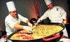 Loco Tapas & Wine Bar - Easton: Spanish-Style Tapas, Entrees, and Dessert for Two or Four at Loco Tapas & Wine Bar (Up to 63% Off)