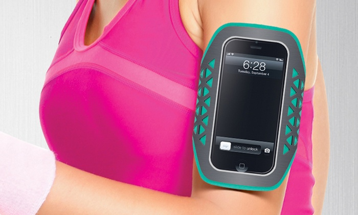 Stride Sport Armband with Storage Pocket: Stride Sport Armband withStoragePocket for iPhone or iPod Touch. Multiple Colors Available. Free Returns.