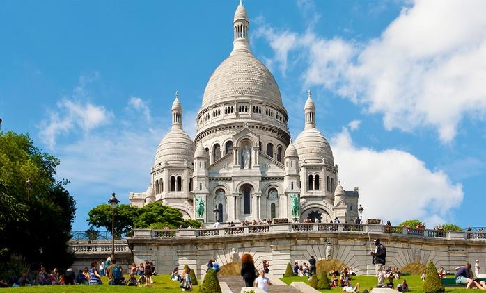 París:  de 1 a 3 noches en habitación doble con opción a desayuno y estancia con vistas en 18 Hotel París