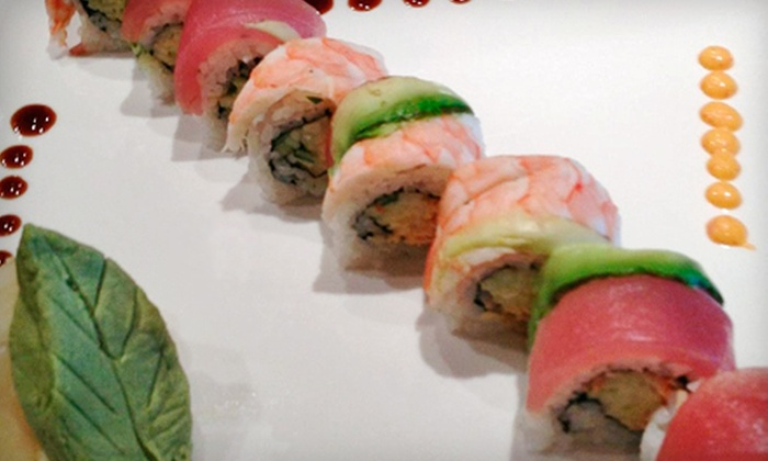 Kenny's Pan Asian Cuisine & Sushi Bar - New Castle: $15 for $30 Worth of Sushi and Asian Dinner Food at Kenny's Pan Asian Cuisine & Sushi Bar
