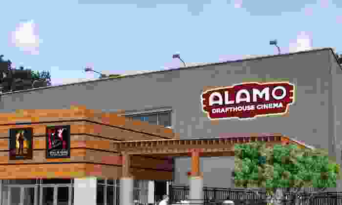 Alamo Drafthouse - Alamo Drafthouse Cinema - Yonkers: $6 for a General Admission Movie Ticket at Alamo Drafthouse Cinema (Up to $12 Value)