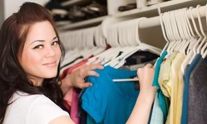 Astrid dans votre dressing: Relooking de 2h30  maximum pour 1 ou 2 personnes dès 59 € avec Astrid dans votre dressing