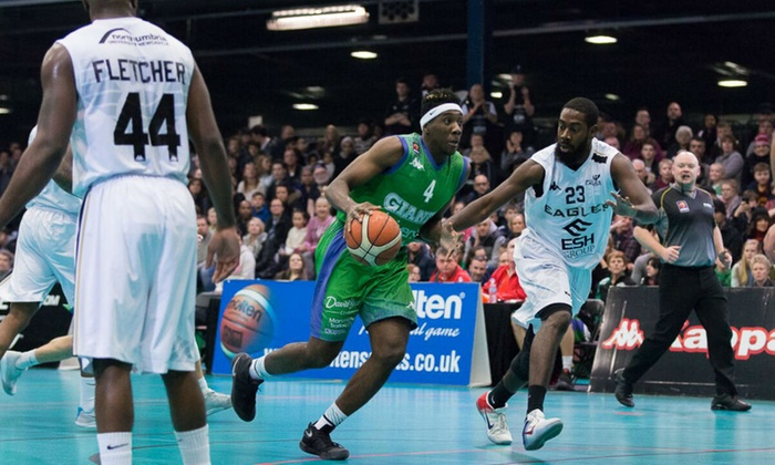 Manchester Giants - Lucozade Powerleague Sportsdome Trafford: Manchester Giants v USA Select, 3 September at Trafford Sportsdome (Up to 36% Off)