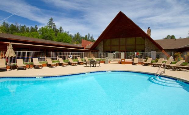 Kohl's Ranch Lodge - Payson, AZ: Stay at Kohl's Ranch Lodge in Payson, AZ. Dates into December.