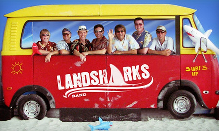 Landsharks - The Carlyle Club: $38 for a Beach-Themed Tribute Concert and Gift Package for Two at The Carlyle Club on November 8 or 9 ($76 Value)