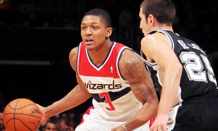 Washington Wizards - Verizon Center: $22 for Washington Wizards Game and Pregame Entry at the Verizon Center (Up to $71.65 Value). Two Games Available.