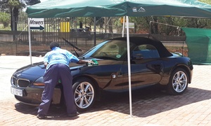 Best Crew Carwash: Executive Full House Wash from R60 with Optional Auto Valet, Meguiars Polish & Wax at Best Crew Carwash (Up to 55% Off)