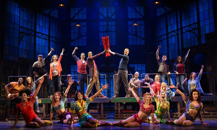 "Kinky Boots - Royal Alexandra: ""Kinky Boots"" Musical on December 15–24"