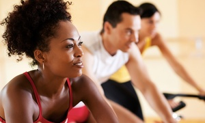 BJC WellAware Center: 10 or 20 Group Fitness Classes or One-Month Gym Membership at BJC WellAware Center (Up to 78% Off)