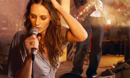 A Private Music Lesson from Vazquez Vocal Studio  (38% Off)