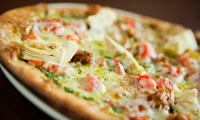 Napa Wood Fired Pizzeria - Multiple Locations: $15 for $30 Worth of Pizza and Italian Fare at Napa Wood Fired Pizzeria