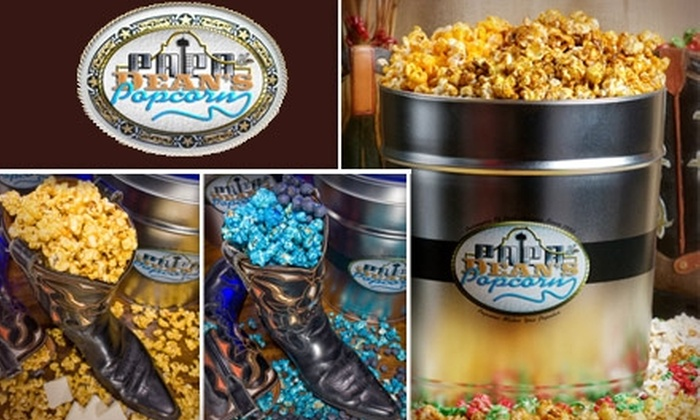 Papa Dean's Popcorn - Alamo Heights: $20 for $40 Worth of Gourmet Popcorn at Papa Dean's