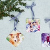 Up to 83% Off Personalized Ornaments from Collage.com