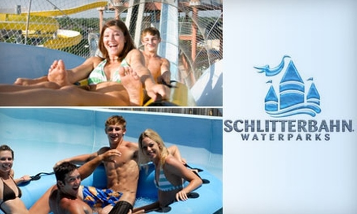 Schlitterbahn Waterpark Resort - New Braunfels: $27 Admission to Schlitterbahn Waterpark Resort in New Braunfels (Up to $54.10 Value). Two Dates Available.