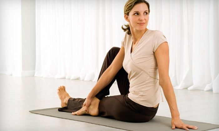 Blue Lotus Yoga - Rochester: $25 for Five Yoga Classes at Blue Lotus Yoga in Pittsford ($80 Value)