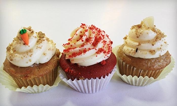 Carytown Cupcakes - Carytown: $8 for a Half-Dozen Cupcakes at Carytown Cupcakes ($16 Value)