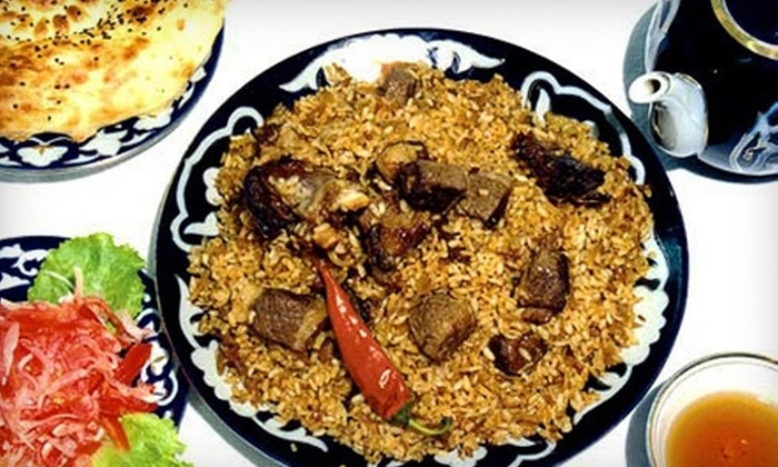 Diora Restaurant - Buffalo Grove: $10 for $20 Worth of Uzbek Fare at Diora Restaurant in Buffalo Grove