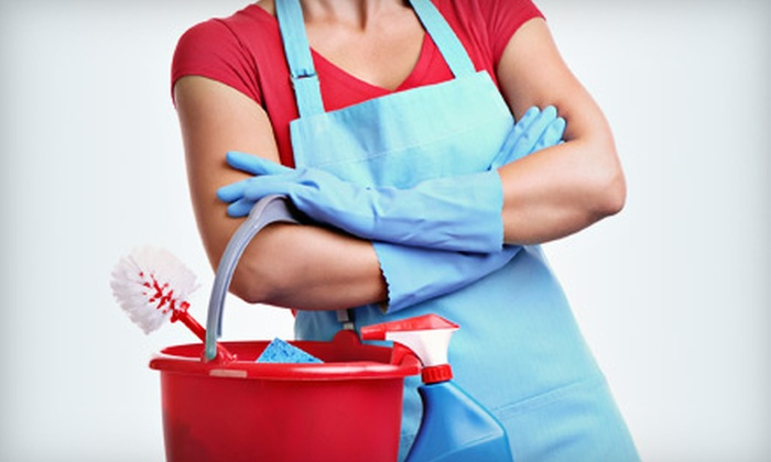 Life Maid Easy - Multiple Locations: One, Two, or Four Hours of Housecleaning from Life Maid Easy (Up to 61% Off)