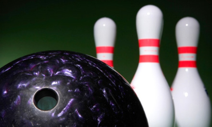 Sunset Lanes - Central Beaverton: $9 for Two Games of Bowling, Shoe Rental, and $6 Arcade Card for One Person at Sunset Lanes in Beaverton (Up to $19.15 Value)