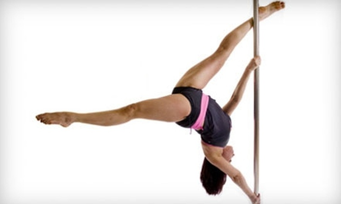 Divine Movement - Multiple Locations: $20 for One Pole-Dancing Workshop at Divine Movement ($40 Value)