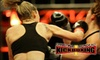 Rondeau's Kickboxing - Multiple Locations: $21 for 21 Days of Unlimited Classes at Women's-Only Rondeau's Kickboxing ($246 Value)