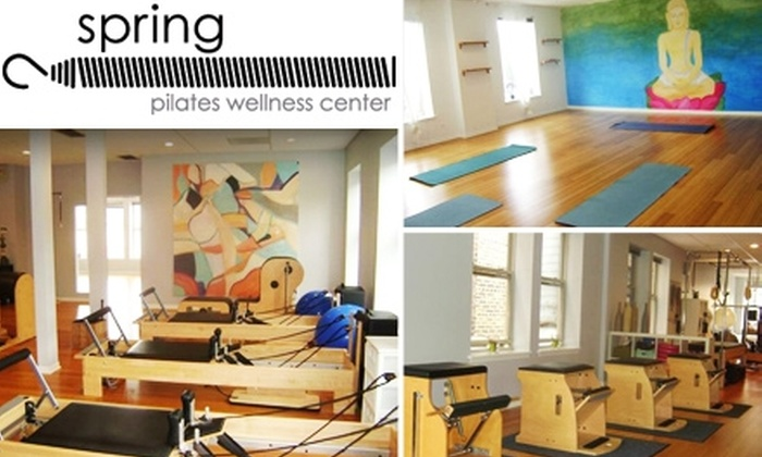 Spring Wellness Center  - Lakeview: $30 for 5 Group-Exercise Classes at Spring Wellness Center