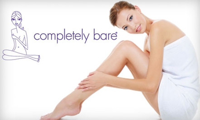 Completely Bare - Lower Greenville: $37 for Brazilian Wax at Completely Bare in Dallas ($74 Value)