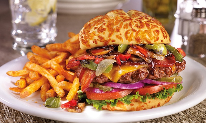 Niagara American Grill - South End: Diner Food at Niagara American Grill (Up to 44% Off). Two Options Available.