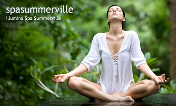 Illumina Spa - Summerville: $45 for Customized Facial at Illumina Spa in Summerville ($100 Value)