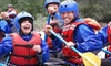 Wild Blue Yonder - Grande Cache: Three-Hour Rafting Trip from Wild Blue Yonder in Grande Cache. Two Options Available.