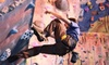 Planet Rock - Multiple Locations: Rock-Climbing Packages at Planet Rock. Two Options Available.