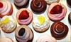 Annalyces Bake Shop - Chelsea: One Dozen Mini or Regular Gourmet Cupcakes at Annalyce's Bake Shop (52% Off)